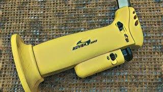 """Видео обзор газовой горелки резака KTS-2907 Dolpin Gas от """"Kovea""""."""