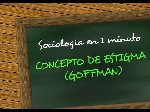 Estigma La Identidad Deteriorada Erving Goffman Pdf