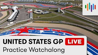 🔴 F1 2021 United States GP Live Free Practice 2 Watchalong