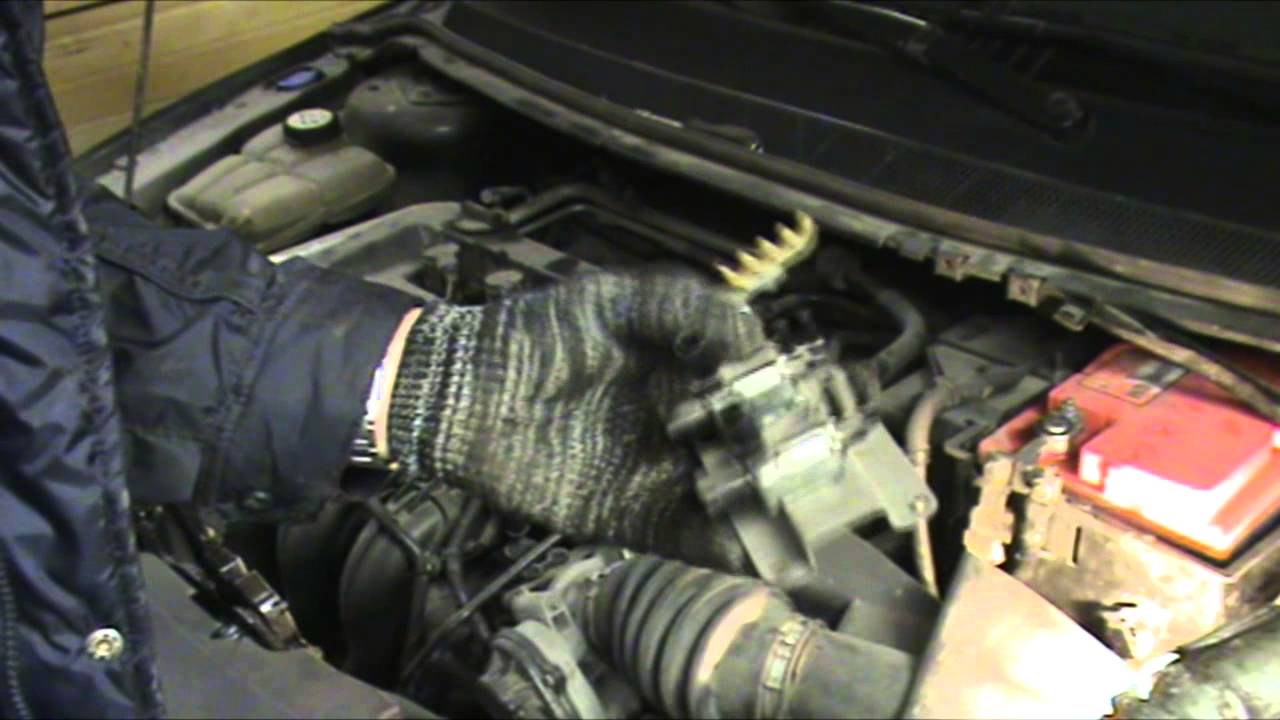 Форд с макс ошибка р2008