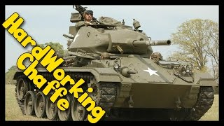 ► World of Tanks M24 Chaffee Gameplay | HardWorking Little Alien