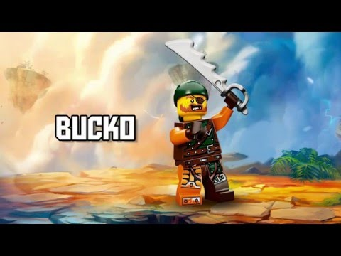 Bucko - LEGO Ninjago - Character Spot