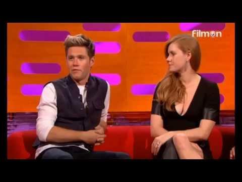Niall Horan on The Graham Norton show pt.1