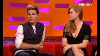Niall Horan on The Graham Norton show pt.1