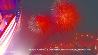 Five Awesome Fireworks Shows for Independence Day