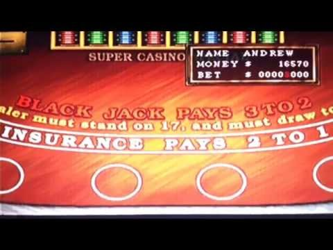 Vegas Casino PS1 (Midas Interactive) Show Me The Reds
