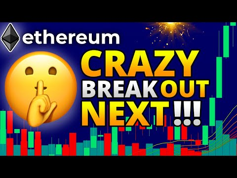 Daily Crypto Technical Analysis: BreakOut Imminent On ETH!!! $820 PUMP? // Ethereum Price Prediction