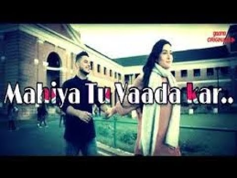 Mahiya Tu Wada Kar| Female Cover Version| WhatsApp Status| By Our Perception