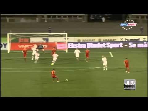 Армения-Дания 0:1 ( 10 Сентября 2013)