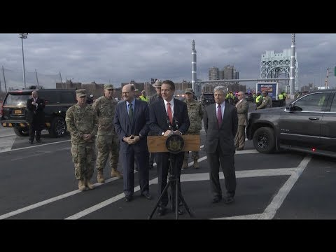 Governor Cuomo Directs MTA And Port Authority To Heighten Security Throughout The Holiday Season