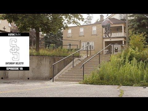 Darryl Tocco Titan Video Raw - Ep. 15 Kink BMX Saturday Selects