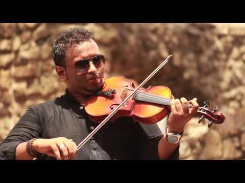 'Roja Janeman, Violin cover by Finix Ramdas & Agnel Roman