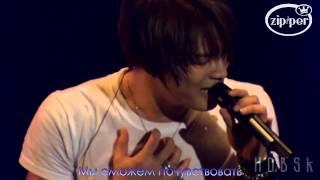 TVXQ - Love in the ice (Jap.ver) [rus.sub]