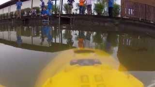 2014柳川スケールボートフェスティバルにて.