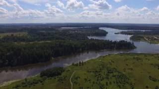 видео Верхнерузское водохранилище