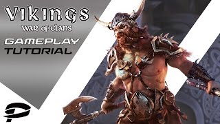 Vikings: War of Clans - Game Play Tutorial for Beginners