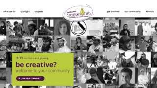 creative lab community digital platform