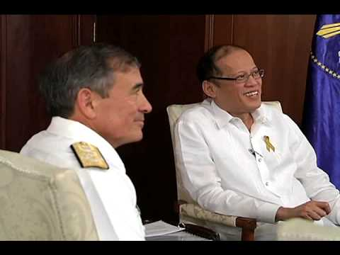 Courtesy Call of Admiral Henry B. Harris, Jr. 8/26/2015