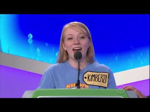 The Price Is Right (1/18/17) | Kimberly's Big Day