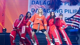 youtube fanfest 2019 + dancing with g-force!