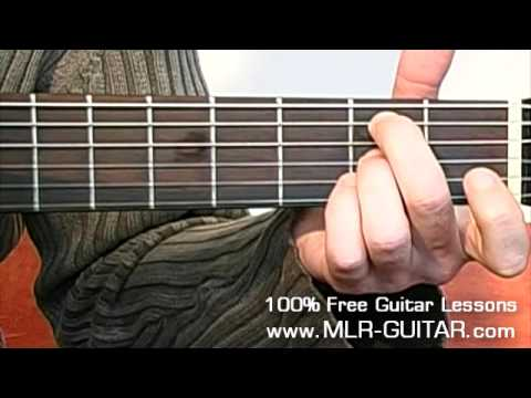 """How to play """"Fragile"""" – MLR-Guitar Lesson #1 of 6"""