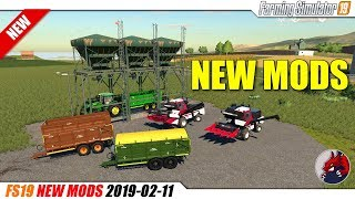 """[""""BEAST"""", """"Simulators"""", """"Review"""", """"ATSModReview"""", """"FarmingSimulator19"""", """"FS19"""", """"FS19ModReview"""", """"FS19ModsReview"""", """"Rostselmash Niva Effect Pack"""", """"Broughan 18F Silage Trailer"""", """"Placeable Farm Silo""""]"""