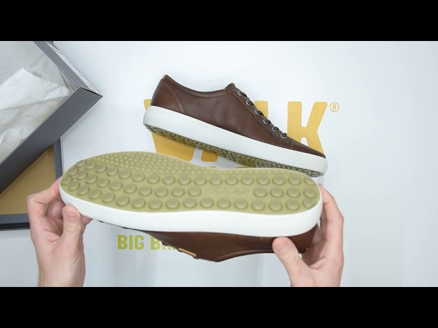 ECCO Soft 7 - Whisky - Unboxing