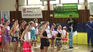 mažoretky Pusinky Říčany, naše úspěchy 2010.mpg