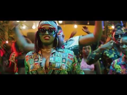 Fire Dancer Winnie Nwagi & Slim Prince