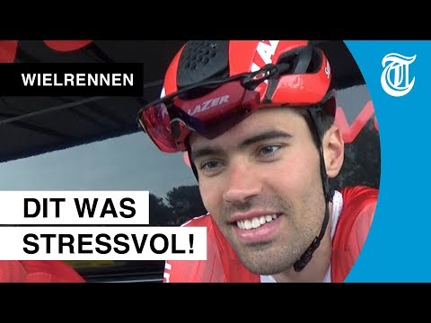 Dumoulin: 'Survival of the fittest'