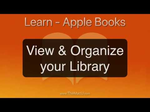 Apple Books for iOS: View & Organize your Library (Tutorial)