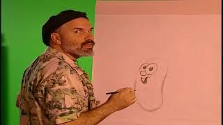 VeggieTales: How to Draw Little Joe