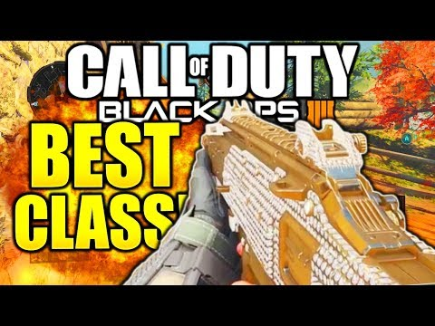SPITFIRE BEST CLASS SETUP BLACK OPS 4! COD BO4 BEST CLASS SETUP SPITFIRE BEST CLASS!