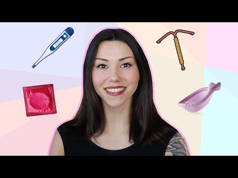 The best NON HORMONAL Birth Control Options!