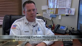 Carbon Monoxide Bill