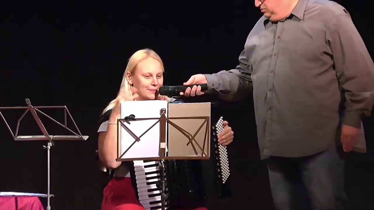 Anna Alexandrovna Fomina Canzoni Dalla Russia Youtube