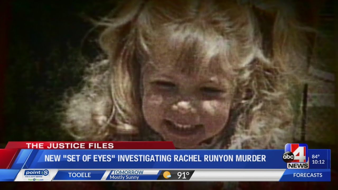 The Justice Files: Rachel Runyon murder now investigated by AG's cold case unit