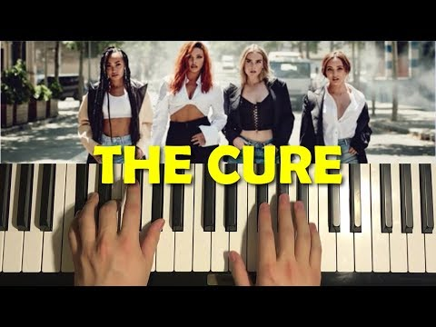 Little Mix - The Cure (Piano Tutorial Lesson)