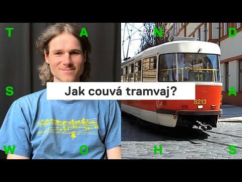 Jak couvá tramvaj?