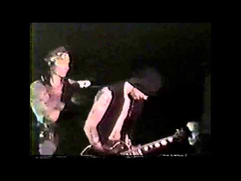 Circus of Power Live in Allentown P.A. 1990