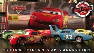 Toy Review: Disney-Pixar CARS Piston Cup Collection by Mattel