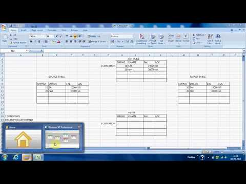 how to create mapping variable in informatica