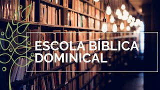Culto | Rev. Edward Lima | 13/set/2020
