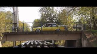 fitted bmw e30 flipfront dapper camber stance video by cmm