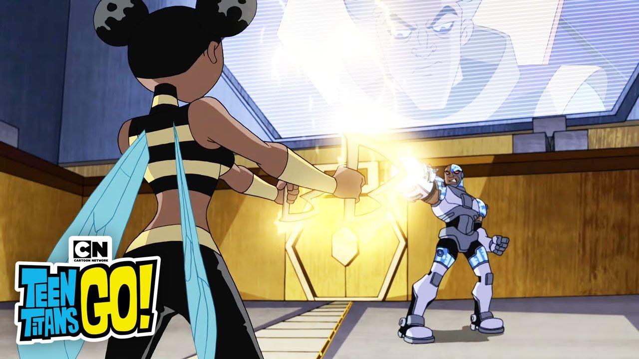 Teen Titans GO! | Cyborg's Origins in Teen Titans vs. Teen Titans GO! | Cartoon Network - YouTube