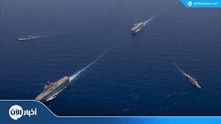 إيران تستغل السفن الشبح للالتفاف على العقوبات الأمريكية .. ستديو الآن