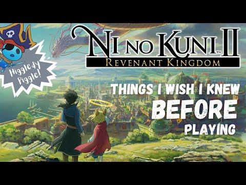 Things I Wish I Knew Before Playing Ni No Kuni II Revenant Kingdom |