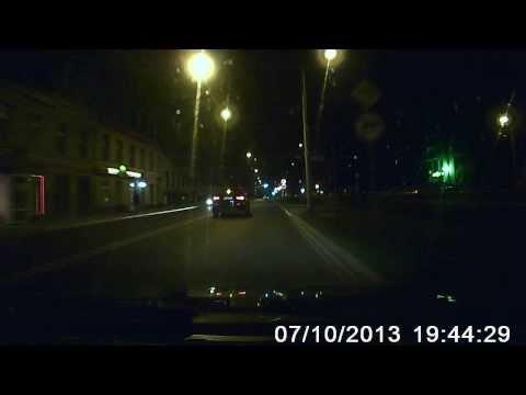 Prestigio RoadRunner 310 night