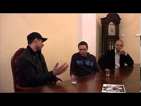 Wojtek Wolski gościem PWSZ Sanok (rozmawia Tomasz Pelc)