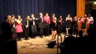 The Way I Are/Gimme More/Stronger - UCLA ScatterTones A Cappella (2008)